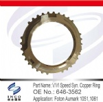 V/VI Speed Syn. Copper Ring 646-3562