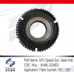 III/IV Speed Syn.Gear Hub 646-3363