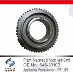 III Speed Gear Comb 646-3310B