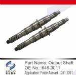 Output Shaft 646-3011