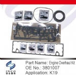Engine Overhaul Kit 3801007