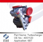 Turbocharger 4051120