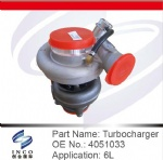 Turbocharger 4051033