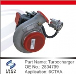 Turbocharger 2834799